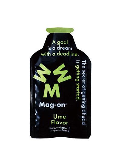 Mag-onエナジージェル 梅